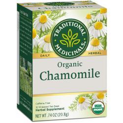 Traditional MedicinalsOrganic Chamomile Tea