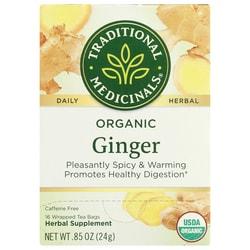 Traditional MedicinalsOrganic Ginger Tea