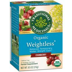 Traditional MedicinalsOrganic Weightless Cranberry Tea