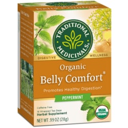 Traditional MedicinalsOrganic Belly Comfort  Tea - Peppermint