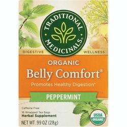 Traditional Medicinals Organic Eater's Digest Tea - Peppermint