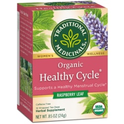 Traditional Medicinals Healthy Cycle Tea