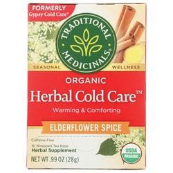Traditional Medicinals Gypsy Cold Care Tea