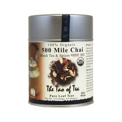 The Tao Of Tea500 Mile Chai Black Tea & Spices