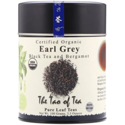 The Tao Of TeaEarl Grey Black Tea and Bergamot