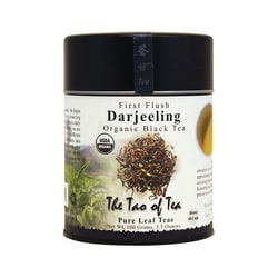 The Tao Of TeaFirst Flush Darjeeling Organic Black Tea