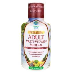 Tropical OasisPremium Adult Multi-Vitamin Mineral