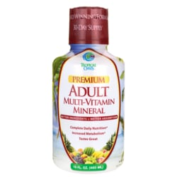 Tropical OasisMultiple Vitamin Mineral for Adults