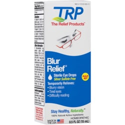 TRP Company Blur Relief