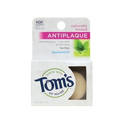 Tom's of Maine Anti Plaque Floss Spearmint