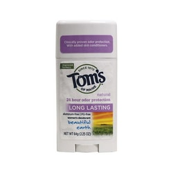 Tom's of Maine Beautiful Earth Long Lasting Deodorant