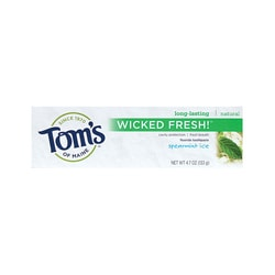 Tom's of MaineSpearmint Ice Wicked Fresh Toothpaste