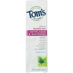 Tom's of MaineSpearmint Antiplaque & Whitening Toothpaste