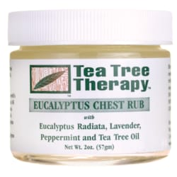 Tea Tree TherapyEucalyptus Chest Rub