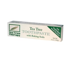 Tea Tree TherapyTea Tree Toothpaste with Baking Soda