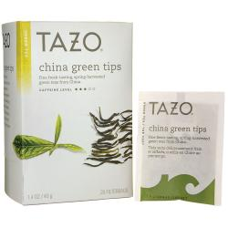 Tazo TeaGreen Tea - China Green Tips
