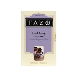 Tazo Tea Black Tea - Earl Gray