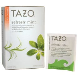 Tazo TeaHerbal Tea - Refresh