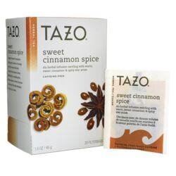 Tazo TeaHerbal Tea - Sweet Cinnamon Spice