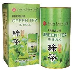 Uncle Lee's Tea Premium Green Tea in Bulk