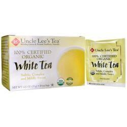 Uncle Lee's TeaOrganic White Tea