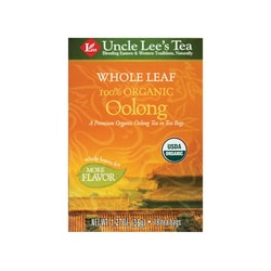 Uncle Lee's Tea Whole Leaf Organic Oolong Tea