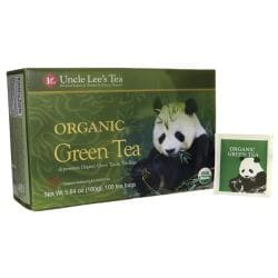 Uncle Lee's TeaOrganic Green Tea