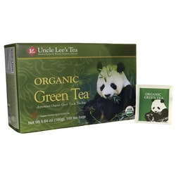 Uncle Lee's Tea Organic Green Tea