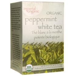 Uncle Lee's Tea100% Organic Peppermint White Tea