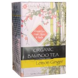 Uncle Lee's TeaOrganic Bamboo Tea - Lemon Ginger