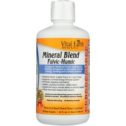 Vital Earth MineralsFulvic-Humic Mineral Blend