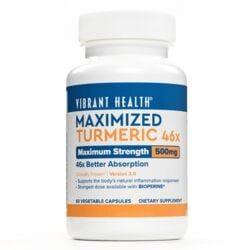 Vibrant HealthMaximized Turmeric 46x