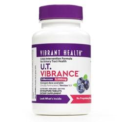 Vibrant Health D-Mannose & Botanicals U.T. Vibrance