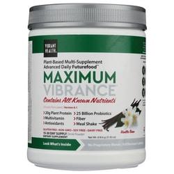 Vibrant HealthMaximum Vibrance - Vanilla Bean