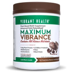 Vibrant HealthMaximum Vibrance - Chocolate Chunk
