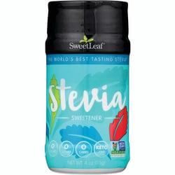 Wisdom Natural SweetLeaf Sweetener Stevia