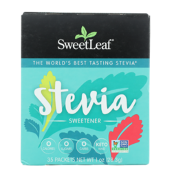 Wisdom Natural SweetLeaf Sweetener
