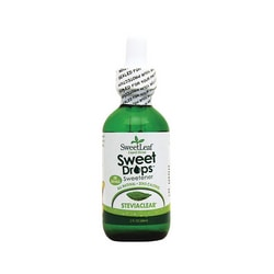 Wisdom Natural SweetLeaf Sweet Drops Liquid Stevia