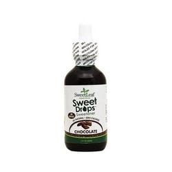 Wisdom Natural SweetLeaf Sweet Drops Chocolate Liquid Stevia