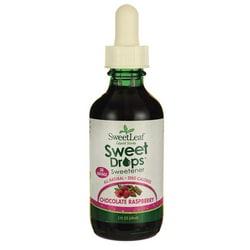 Wisdom Natural SweetLeaf Chocolate Raspberry Liquid Stevia