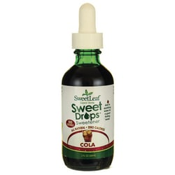 Wisdom Natural SweetLeaf Cola Liquid Stevia