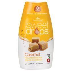 Wisdom NaturalSweetLeaf Sweet Drops Liquid Stevia - Caramel