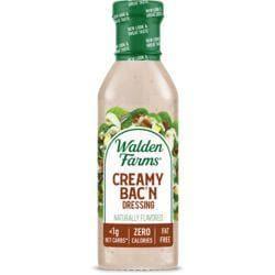 Walden FarmsCalorie Free Dressing - Creamy Bacon