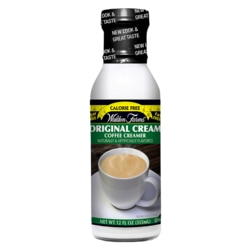 Walden FarmsOriginal Cream Naturally Flavored Coffee Creamer