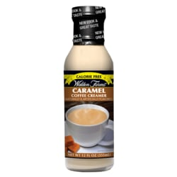 Walden FarmsCaramel Naturally Flavored Coffee Creamer