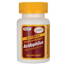 Rugby Acidophilus with Citrus Pectin