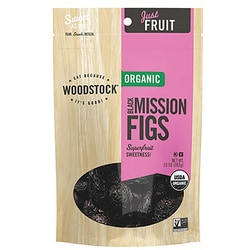 Woodstock FoodsOrganic Black Mission Figs