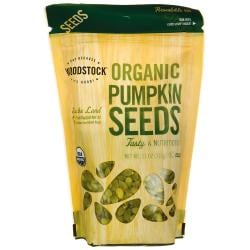 Woodstock FoodsOrganic Pumpkin Seeds