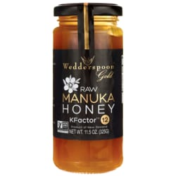 WedderspoonRaw Manuka Honey KFactor 12
