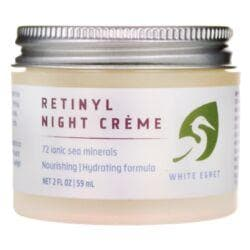 White EgretRetinyl Night Creme